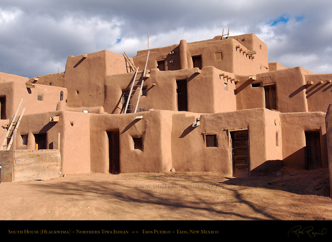 Taos spirit of the pueblos - Casas en pueblos ...